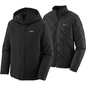 Patagonia Lone Mountain 3 in 1 Jacket Men, black